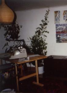 Theos Schreibmaschine